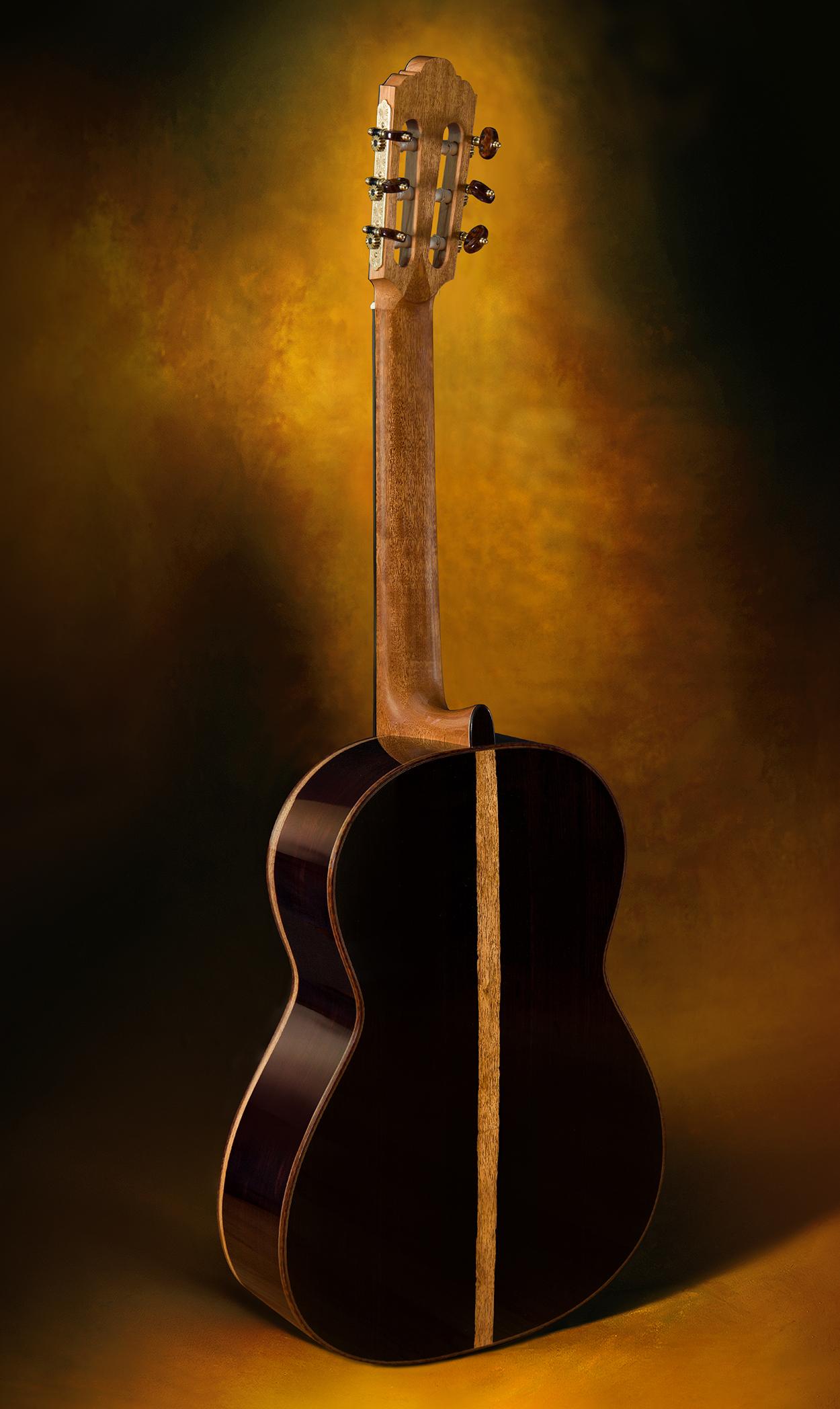 Joshia De Jonge Fine Classical Guitars